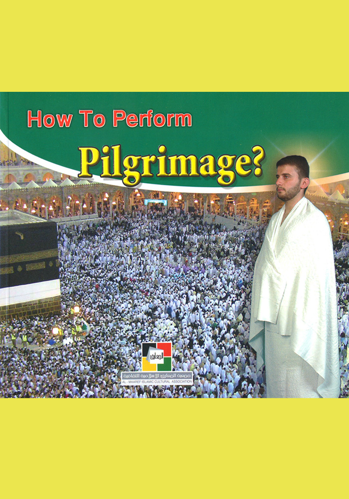 How to perform Pilgrimage